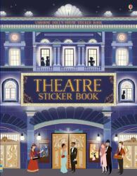 Doll's house sticker book theatre (ISBN: 9781474942355)