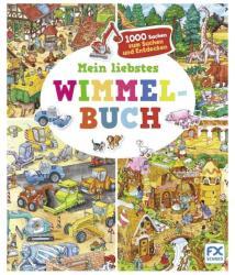 Mein liebstes Wimmelbuch (2018)