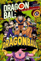 Dragon Ball, Color Bu 6 - Akira Toriyama, Daruma Serveis Lingüístics (2017)