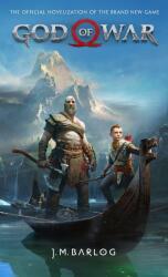 God of War: The Official Novelization (2018)
