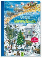 Weihnachtswimmelbuch (2018)