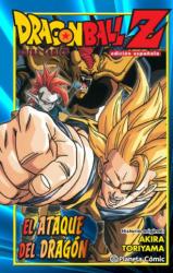 Dragon Ball Z. El ataque del Dragón - Akira Toriyama (2016)