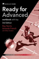 Ready for CAE: Ready for Advanced. Workbook with Audio-CD and Key - Roy Norris, Amanda French (2014)