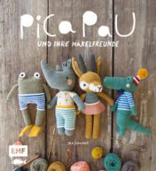 Pica Pau und ihre Häkelfreunde - Yan Schenkel (2018)