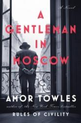 GENTLEMAN IN MOSCOW A EXP - Amor Towles (2016)