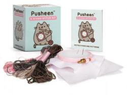 Pusheen: A Cross-Stitch Kit - Claire Belton (2018)