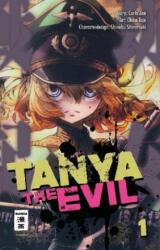 Tanya the Evil 01 - Chika Tojo, Carlo Zen, Aminata Diouf (2018)