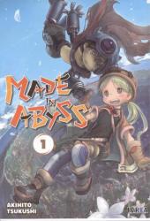MADE IN ABYSS 1 - AKIHITO TSUKUSHI (2018)