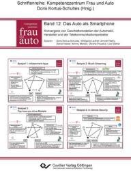 Das Auto als Smartphone - Lisa Stähler, Verena Powalka, Nimmy Markes, Daniel Hasler, Amirah Hadry, Wolfgang Laufner, Doris Kortus-Schultes (2014)