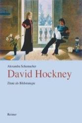 David Hockney - Alexandra Schumacher (2003)