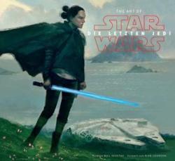 The Art of Star Wars: Die letzten Jedi - Phil Szostak, Andreas Kasprzak (2018)