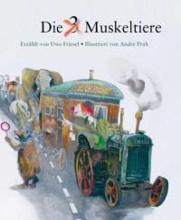Die Muskeltiere - Uwe Friesel, André Prah (2012)