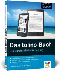 Das tolino-Buch - Christine Peyton, Andre Möller (2017)