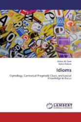 Abbas Ali Zarei, Nahid Rahimi - Idioms - Abbas Ali Zarei, Nahid Rahimi (2012)