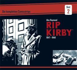 Rip Kirby: Die kompletten Comicstrips / Band 2 1947 - 1948 (2018)