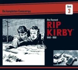 Rip Kirby: Die kompletten Comicstrips / Band 3 1948 - 1950 - Alex Raymond, Ward Greene, Mik Schulz (2018)