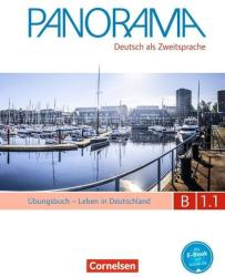 Panorama B1: Teilband 1 - Leben in Deutschland - Nadja Bajerski, Claudia Böschel, Carmen Dusemund-Brackhahn, Andrea Finster, Dagmar Giersberg, Julia Stander (2017)
