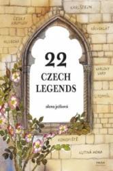 22 Czech Legends / 22 českých legend (anglicky) - Alena Ježková (2010)