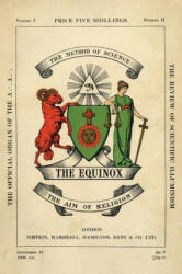 Equinox - Aleister Crowley (2018)