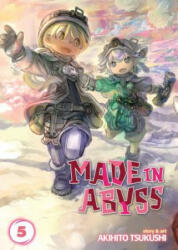 Made in Abyss Vol. 5 (2019)