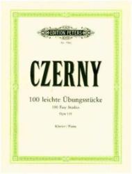 100 leichte Übungsstücke op. 139 - Carl Czerny, Adolf Ruthardt (2002)