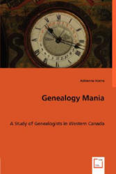 Genealogy Mania - Adrienne Horne (ISBN: 9783639013368)