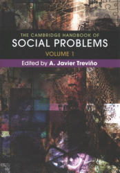 The Cambridge Handbook of Social Problems 2 Volume Hardback Set (ISBN: 9781107121553)
