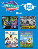 Cambridge Reading Adventures Blue Band Pack (ISBN: 9781108562102)