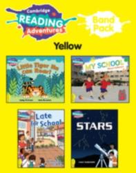 Cambridge Reading Adventures Yellow Band Pack (ISBN: 9781108628150)