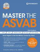 Master the ASVAB (ISBN: 9780768942415)