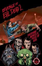 Evil Dead 2: Revenge of Evil Dead (ISBN: 9781640170629)