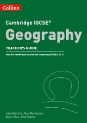 Cambridge IGCSE Geography Teacher Guide (ISBN: 9780008260163)