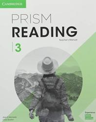 Prism Reading Level 3 Teacher's Manual (ISBN: 9781108455343)