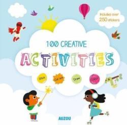100 Creative Activities (ISBN: 9782733861868)