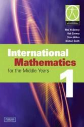 International Mathematics for the Middle Years 1 (ISBN: 9780733985027)