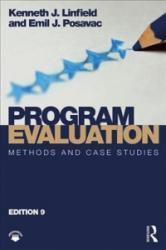 Program Evaluation - Methods and Case Studies (ISBN: 9781138103962)