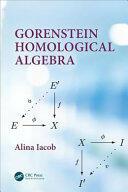 Gorenstein Homological Algebra (ISBN: 9781138065499)