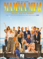 Mamma mia 2. - Here we go again - ének-zongora-giár (ISBN: 9781540033208)