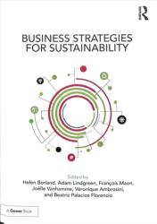 Business Strategies for Sustainability (ISBN: 9781138311343)