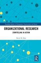 Organizational Research - Storytelling in Action (ISBN: 9781138636675)