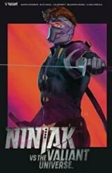 Ninjak vs. the Valiant Universe (ISBN: 9781682152737)