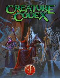 Creature Codex (ISBN: 9781936781928)