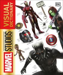 Marvel Studios Visual Dictionary (ISBN: 9781465476371)