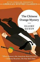 The Chinese Orange Mystery (ISBN: 9781613161067)