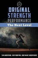 Original Strength Performance: The Next Level (ISBN: 9781641849326)
