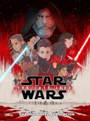 Star Wars: The Last Jedi Graphic Novel Adaptation (ISBN: 9781684052318)