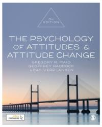 Psychology of Attitudes and Attitude Change (ISBN: 9781526425836)