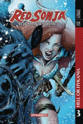 Red Sonja: Worlds Away Vol 3 (ISBN: 9781524107147)