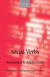 Serial Verbs (ISBN: 9780198791263)