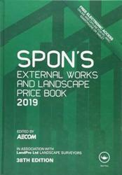 Spon's External Works and Landscape Price Book 2019 (ISBN: 9781138612037)